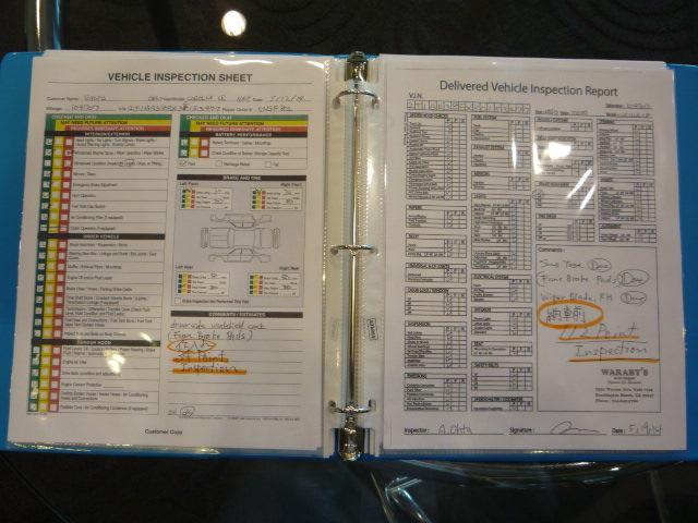 整備点検記録簿