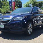 [おすすめ車両紹介] Acura MDX ニューヨーク店