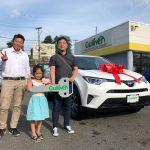 [納車ブログ] 2018 Toyota RAV4