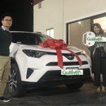 [納車ブログ] 2017 Toyota RAV4 LE