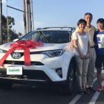[納車ブログ] 2017 Toyota RAV4 HV