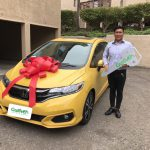 [納車ブログ] 2018 Honda Fit EX T様 San Diego