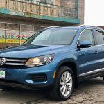 [おすすめ車両紹介] 2017 Volkswagen TIGUAN Wolfsburg Edition シカゴ店
