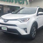 [新着車両紹介] 2016 Toyota RAV4 Hybrid XLE トーランス店