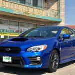 [新着車両紹介] 2018 Subaru WRX シカゴ店