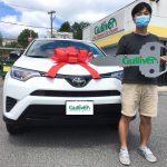 [納車ブログ] 2018年 Toyota RAV4