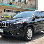 [新着車両紹介] 2016 Jeep CHEROKEE LIMITED