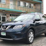 [新着車両紹介] 2015 Nissan Rogue SV AWD