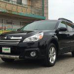 [新着車両紹介] 2014 Subaru Outback 2.5i Limited