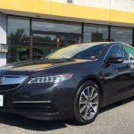 [おすすめ車両紹介]2015 Acura TLX 4WD