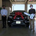 [納車ブログ] 2015 Honda CR-V EX