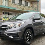 [おすすめ車両紹介] 2016 Honda CR-V SE AWD