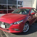 [新着車両紹介] 2017 Mazda Mazda3 Touring