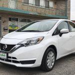 [新着車両紹介] 2017 Nissan Versa Note SV