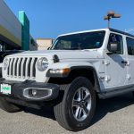 [新着車両紹介] 2018 Jeep Wrangler Jeep Unlimited Sahara