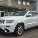 [新着車両紹介] 2014 Jeep Grand Cherokee Summit