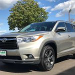 [新着車両紹介] 2016 Toyota Highlander XLE