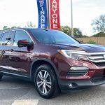 [新着車両紹介] 2016 Honda Pilot EX AWD
