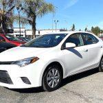 [新着車両紹介] 2016 Toyota Corolla