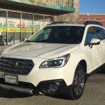 [新着車両紹介] 2016 Subaru Outback Limited