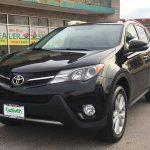 [新着車両紹介] 2015 Toyota RAV4 Limited