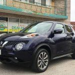 [新着車両紹介] 2017 Nissan Juke SL AWD