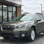 [新着車両紹介] 2018 Subaru Outback Premium AWD