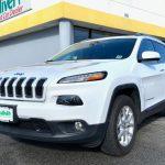 [新着車両紹介]2016 Jeep Cherokee Latitude