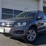 [おすすめ車両紹介] 2017 Volkswagen Tiguan S