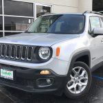 [おすすめ車両紹介] 2017 Jeep Renegade Latitude
