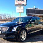 [新着車両紹介] 2013 Cadillac ATS Luxury AWD