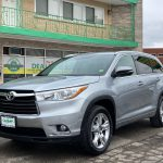 [新着車両紹介] 2015 Toyota Highlander Limited AWD