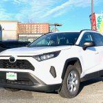 [おすすめ車両紹介] 2019 Toyota RAV4 LE