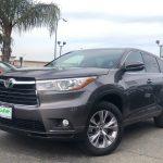 [新着車両紹介] 2016 Toyota Highlander LE Plus