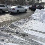 NYで雪の運転について