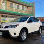 [新着車両紹介] 2015 Toyota RAV4 LE AWD