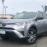 [新着車両紹介] 2018 Toyota RAV4 LE