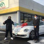 [納車ブログ] 2012 Beetle Turbo