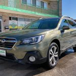[新着車両紹介] 2018 Subaru Outback Limited AWD