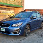 [新着車両紹介] 2015 Subaru Impreza Sport Limited AWD