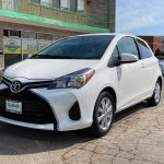 [新着車両紹介] 2015 Toyota Yaris LE