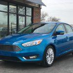 [新着車両紹介] 2017 Ford Focus Titanium