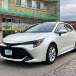 [新着車両紹介] 2019 Toyota Corolla Hatchback SE