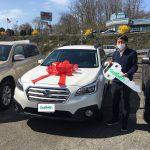 [ご納車ブログ]2016 Subaru Outback