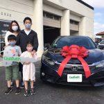 [納車ブログ] 2016 Honda Civic Touring