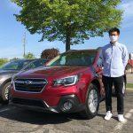 [納車ブログ] 2018 Subaru Outback Premium