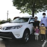 [納車ブログ] 2015 Toyota RAV4 XLE