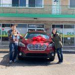 [納車ブログ] 2015 Subaru Outback 2.5i Premium
