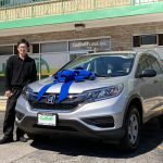 [納車ブログ] 2015 Honda CR-V LX