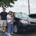 [納車ブログ] 2015 Subaru Forester 2.5i AWD